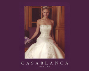 Casablanca Bridals Trunk Show