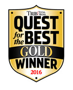 Quest for the Best Bridal Shope Award