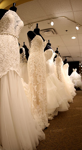 Largest Wedding Dress Selection In PA