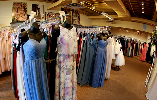 Bridesmaid Dress Collection