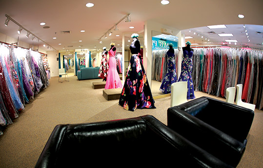 Prom, Special Occasion, Tuxedo, and Bridal All Under One Roof
