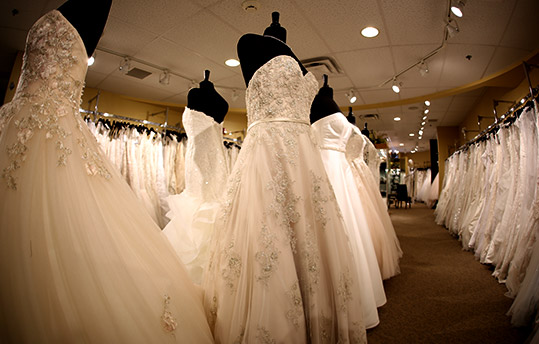 One Of The Widest Selections In Bridal Gowns Wedding Dresses And Bridesmaid Available Anywhere