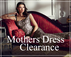 Mothers Dress Clearance Sale at MB Bride