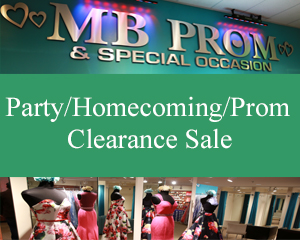 Party/Homecoming/Prom Dress Clearance Sale