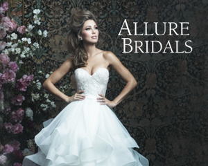 Allure Bridals Trunk Show. Meet Christian Range.