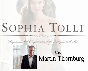 Sophia Tolli and Martin Thornburg Bridal Trunk Shows