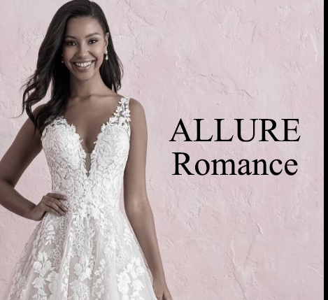 Allure Romance Bridal Trunk Show. MB Bride bridal shop in Pittsburgh, PA