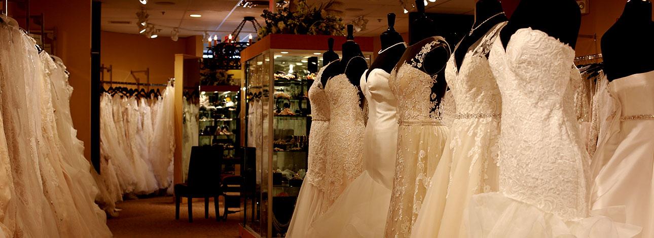 Modern Bridal Store - Pittsburgh, PA