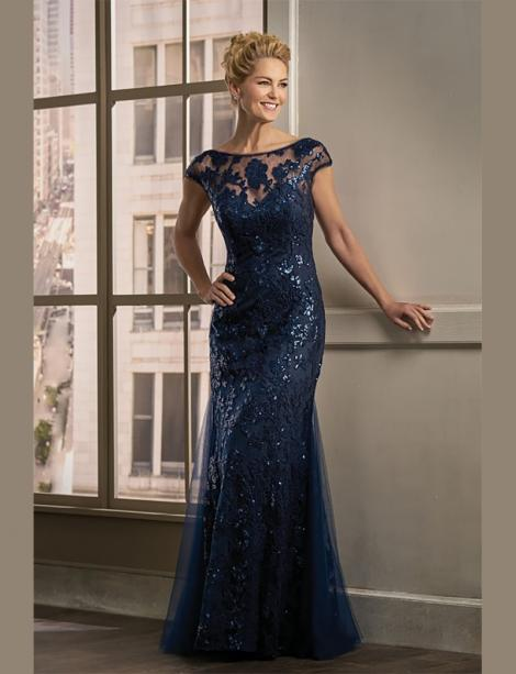 In Stock Mothers Dress 85161