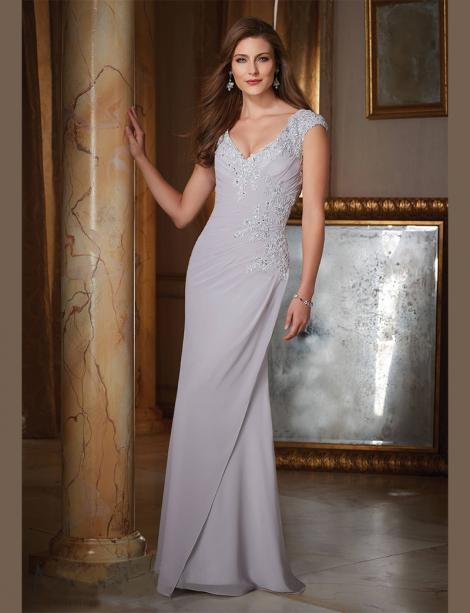 In Stock Mothers Dress 86041
