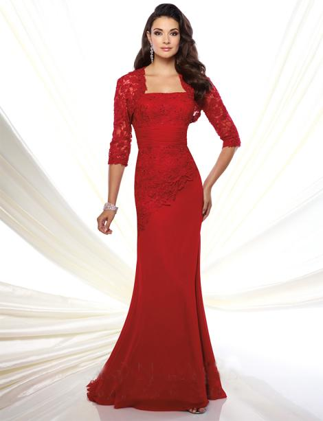 In Stock Mothers Dress 85811
