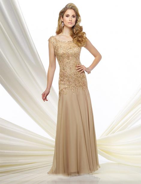 In Stock Mothers Dress 86362