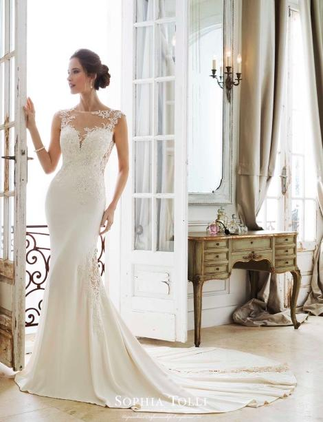 Wedding Dress- SKU78668
