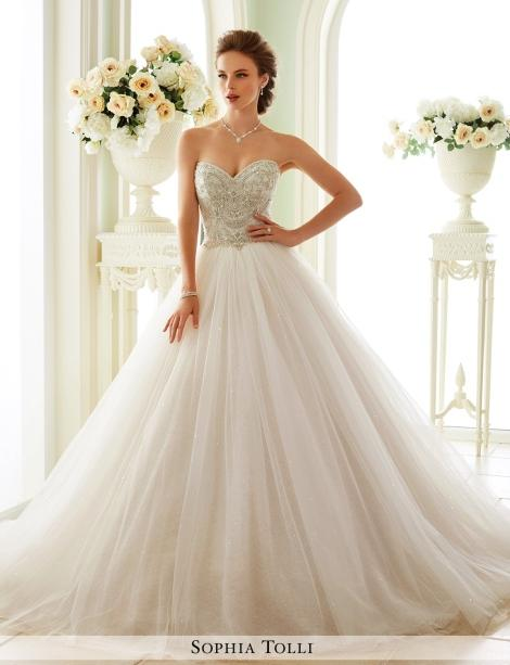 Wedding Dress- SKU78506