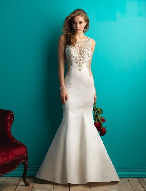 Wedding Dress- SKU89184
