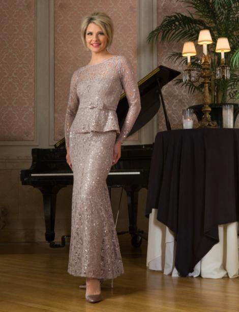Mother of the bride dress- 85984