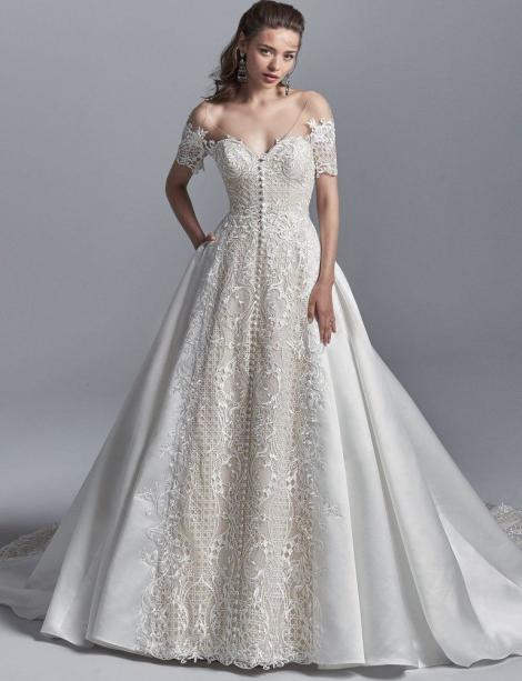 Wedding Dress- SKU78955