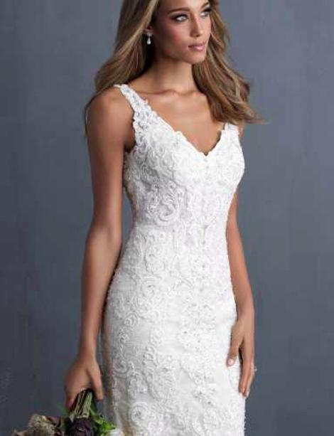 Wedding Dress- SKU71065