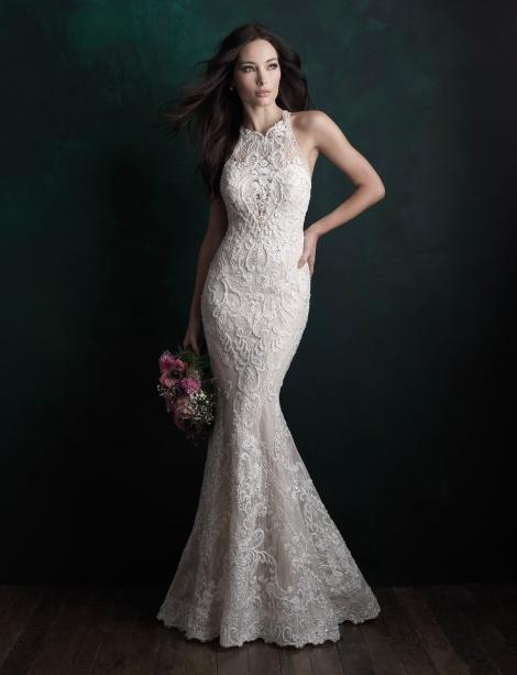 Wedding Dress- SKU71110