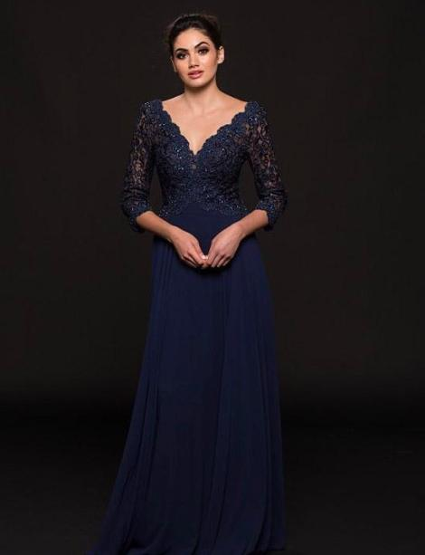 Mother of the bride dress- 76908