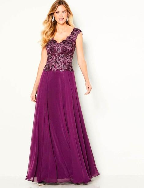 Mother of the bride dress- 74415