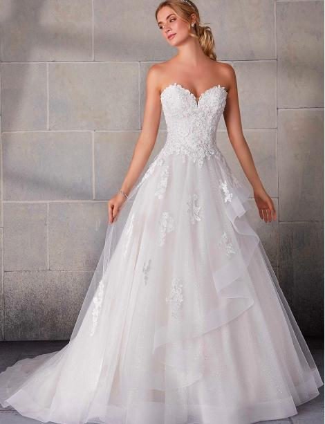 Wedding Dress- SKU74497