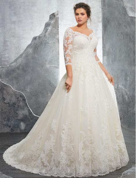 Wedding Dress- SKU77081