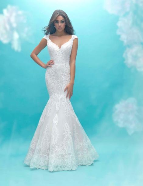 Wedding Dress- SKU78718
