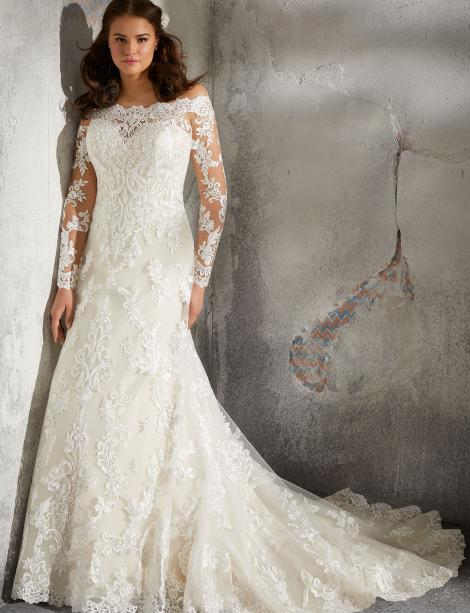 Wedding Dress-SKU71090