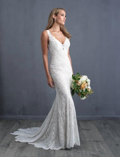 Wedding Dress- SKU77691