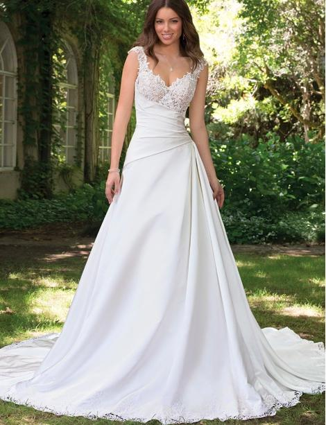 Wedding Dress- SKU78505