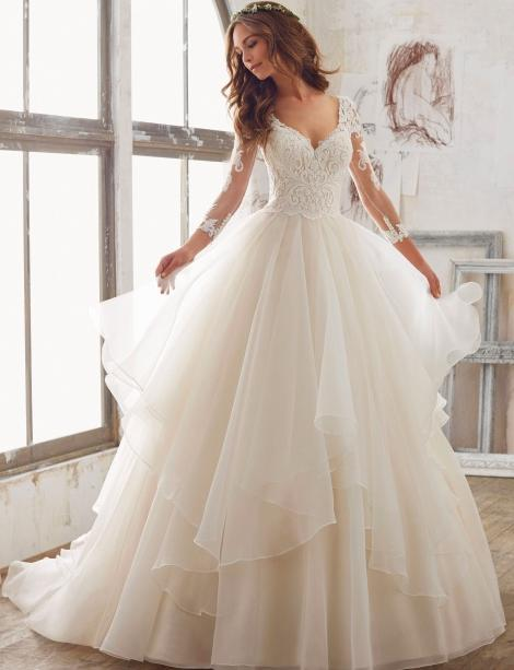 Wedding Dress- SKU73555