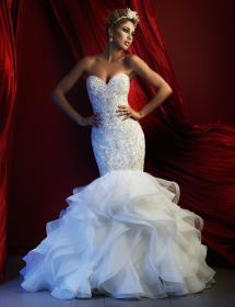 Wedding Dress 88641