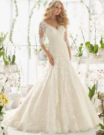 Wedding Dress 88636