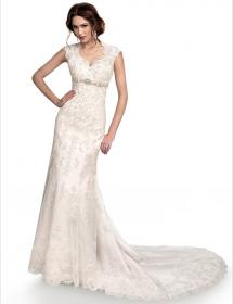 Wedding Dress 04600