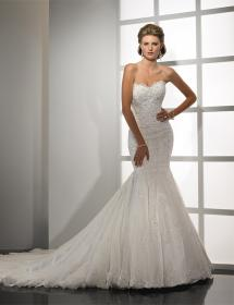 Wedding Dress 87028