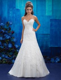 In Stock Wedding Dress 83468