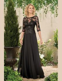In Stock Mothers Dress 84851