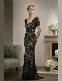 In Stock Mothers Dress 84458