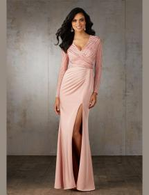 In Stock Mothers Dress 83952
