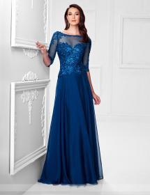 In Stock Mothers Dress 84020