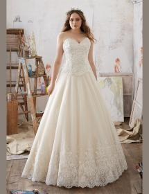 In Stock Wedding Dress 84859