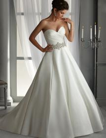 In Stock Wedding Dress 84297