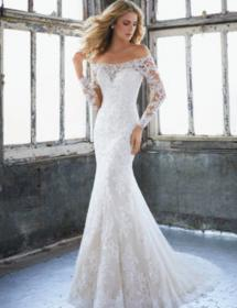 Wedding Dress- SKU81236