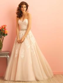 Wedding Dress- SKU90320