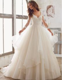 Wedding Dress- SKU77129
