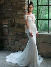 Wedding Dress- SKU78484