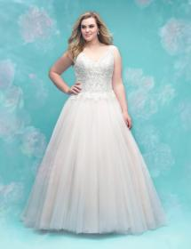 Wedding Dress- SKU78654