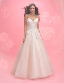 Wedding Dress- SKU81007