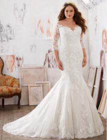 Wedding Dress- SKU84801